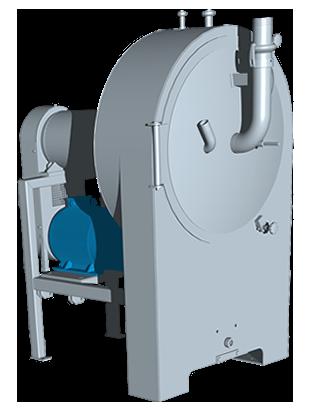 机械设备离心筛3D(三维)设计图
